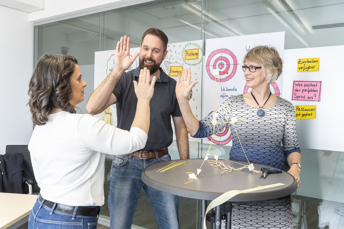 Agiles Coaching: Agile Methoden erfolgreich einsetzen